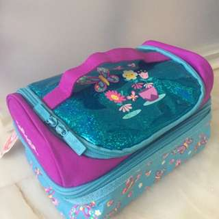 Smiggle Double decker squad lunch box / lunch bag