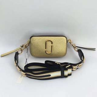 Marc Jacobs Snapshot Gold X Silver