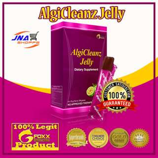 AlgiCleanz Jelly Dietary Supplement