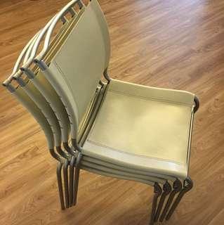 XZQT Dining Chairs - 4pcs