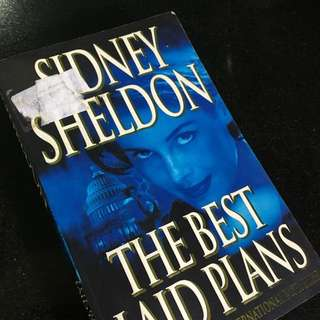 The Best Laid Plains by Sidney Sheldon