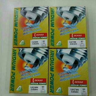 Brand new in box Original Denso Iridium Power Authentic spark plug IUH24 / IUH27 / IU24 / IU27