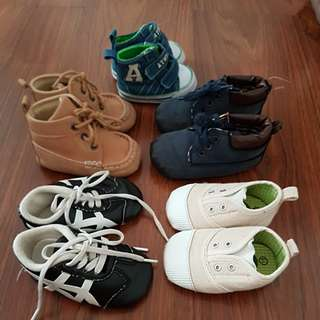 Assorted Shoes Php 99 Each