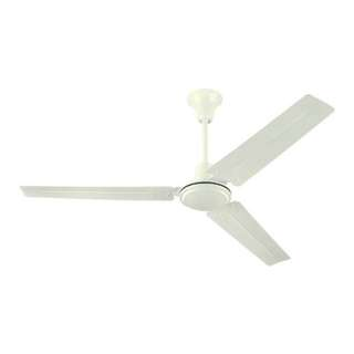 """Ceiling fan (WHI56WH1) industrial, 3-blade 56"""""""