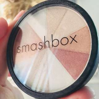 Smashbox Fusion Soft Lights Baked Stardust Bronzer
