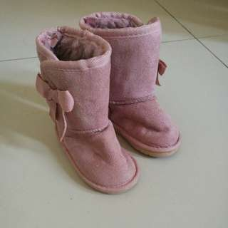 Young Dimensions Girls Winter Boots