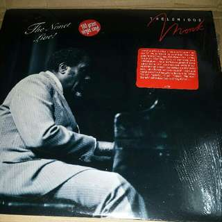 Vinyl Record / 2xLP: Thelonious Monk ‎– The Nonet - Live! - GET2018