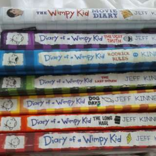 Diary of the Wimpy Kid Collection