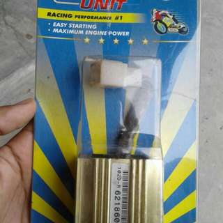 CDI racing dan CARBURETOR TS
