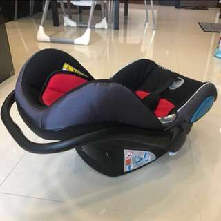 Baby Ace Car Seat Carrier