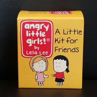 Angry Little Girls! A Little Kit for Friends