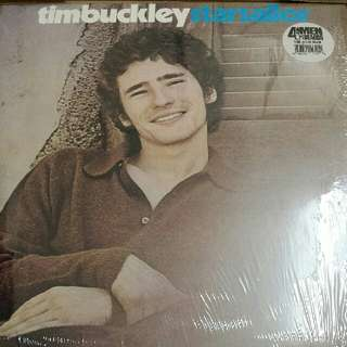 Vinyl Record / LP: Tim Buckley ‎– Starsailor - 2007 U.S. Pressing, 4 Men With Beards, 4M134
