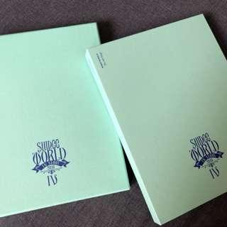 SHINee World Concert 4 演唱會 (原價)