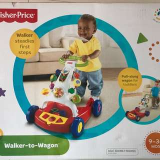 Walker to Wagon