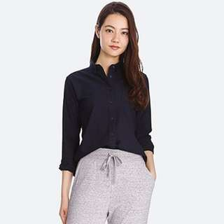 UNIQLO Oxford Long sleeves