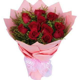 Valentine's Flower Bouquet Vday Delivery AEDC     50