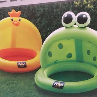 Brand New Inflatable Pool 2 Design