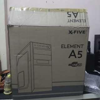 X-Five Element A5 Casing