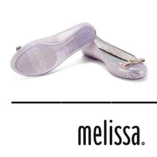 Melissa Space Love + Jason Wu (Clear Pink)