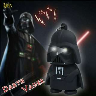 Darth Vader keychain with Lights and Sounds