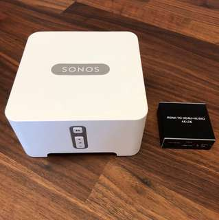 Sonos Connect wireless model S15