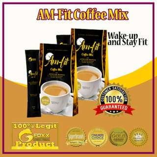 Am-fit Coffee Mix with African Mango