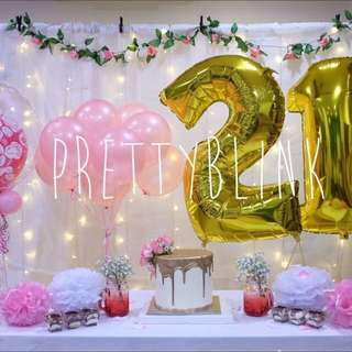 [RENTAL] Fairylight Backdrop/ Photobooth✨💕🎉