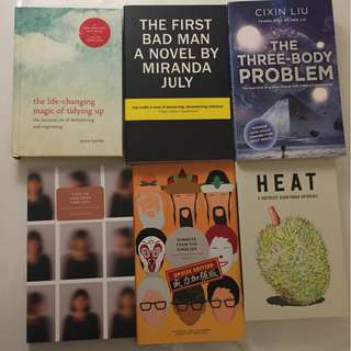 Free books! English/Malay/Indonesian