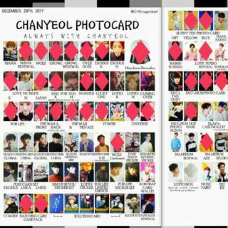[WTB/LF]EXO CHANYEOL OFFICIAL PC