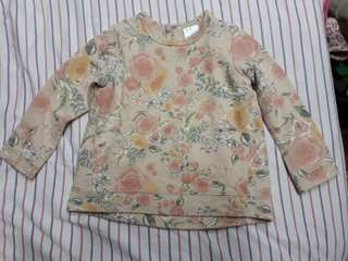 Baby cotton jacket