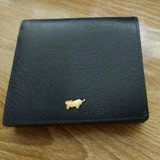 Blue Braun Buffel wallet