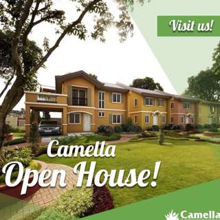 Camella Open House
