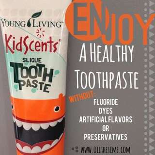 Young Living Kids Toothpaste