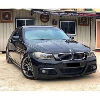 BMW E90 325 LCI 2.5 M SPORT SAMBUNG BAYAR / CONTINUE LOAN
