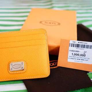 Card Holder Tod's
