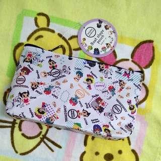 手塚卡通人物 化妝袋 Tezuka Moderno Pouch 收納袋