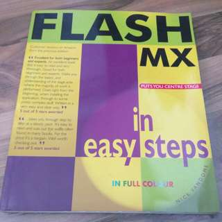 Flash MX in easy steps