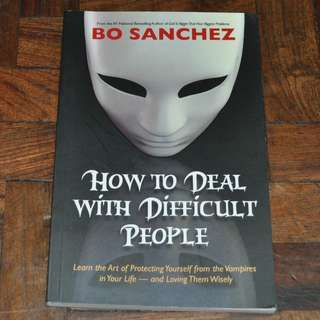 How to Deal with Difficult People (Shipping Included)