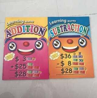 Learning Money Addition and Subtraction
