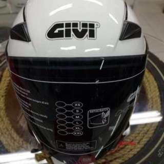 HELMET GIVI M30.1 CIELO WHITE