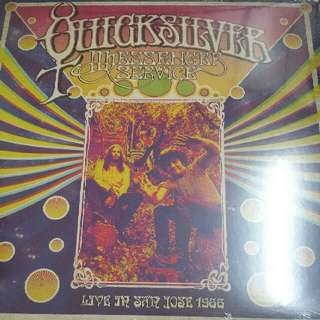 Vinyl Record / 2xLP (Sealed): Quicksilver Messenger Service ‎– Live In San Jose 1966