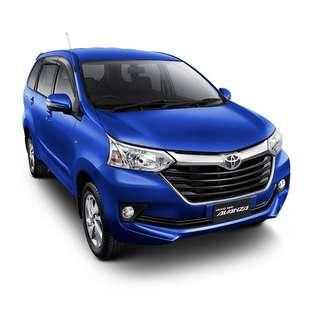 PROMO Toyota NEW AVANZA |  TDP 20 jt-an | Angs 3 jt-an