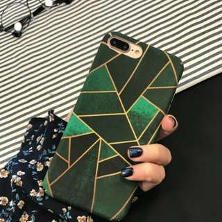 Iphone grid case