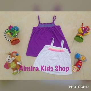 Tank top anak The children place