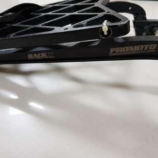 KTM rear rack