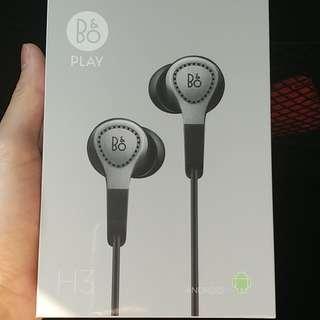 B&O H3 Earphones (NEW!)