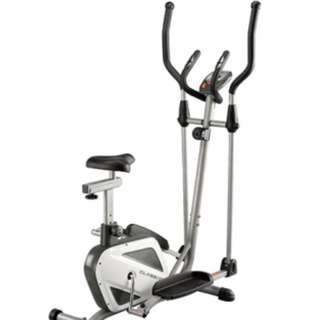 93266 Classic II, 2 in 1 Elliptical Trainer