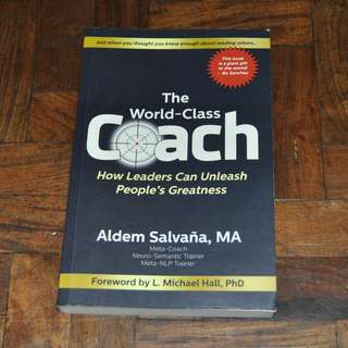 The World-Class Coach (Shipping Included)