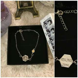 [READYSTOCK]EXO Chanyeol/Suho Bracelet