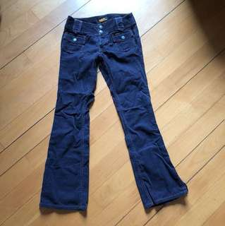 Hysteric Glamour corduroy pant Size S